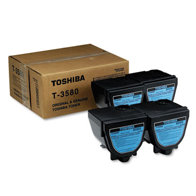 Toshiba T3580 Black Toner Cartridge