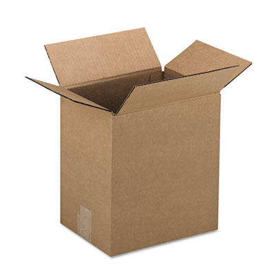 General Supply 1293 United Facility Supply Brown Corrugated - Fixed-Depth Shipping Boxes