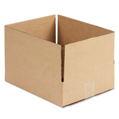 General Supply 12103 United Facility Supply Brown Corrugated - Fixed-Depth Shipping Boxes