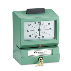 Acroprint 125AR3 Time Clocks