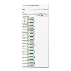 Acroprint ATT311 Time Clock Cards