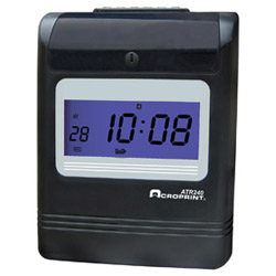 Acroprint ATR240 Time Clocks