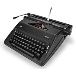 Adler Royal EPOCH Typewriters