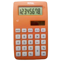 Adler Royal X2 Calculators