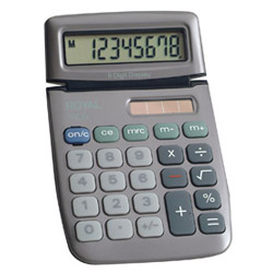 Adler Royal XE6 Calculators