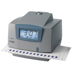 Pyramid Tech 3500 Time Clocks