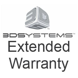 3D Systems 391300 Warranties & Support Packs