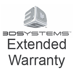 3D Systems 391400 Warranties & Support Packs