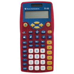 Texas Instruments TI10TK Calculators