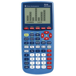 Texas Instruments TI73 Calculators