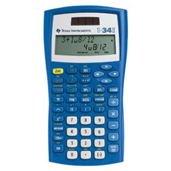 Texas Instruments TI34MVTK Calculators